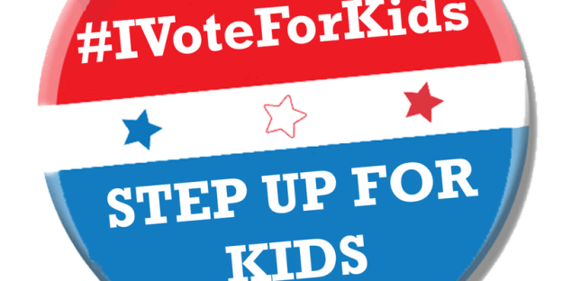 Vote for kids